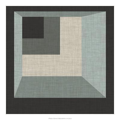 Geometric Perspective I-June Erica Vess-Giclee Print