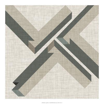 Geometric Perspective IV-June Erica Vess-Giclee Print