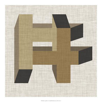 Geometric Perspective VI-June Erica Vess-Giclee Print
