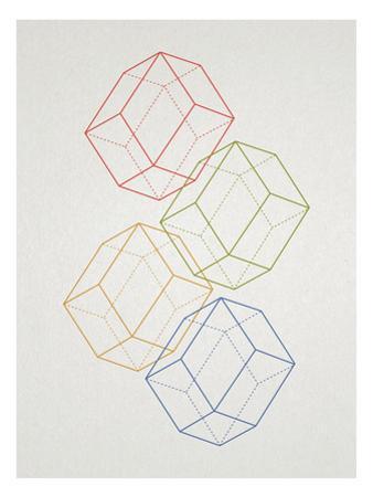 Geometric Pop Art