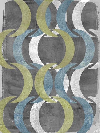 Geometric Repeat I-Jennifer Goldberger-Art Print