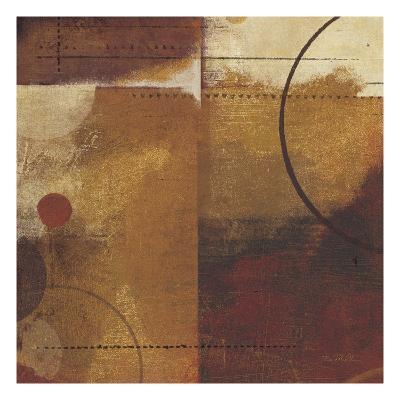 Geometric Spice II-Mo Mullan-Art Print