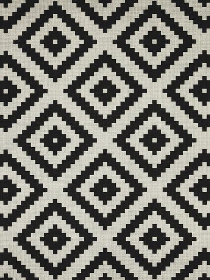 Geometric Squares-LILA X LOLA-Art Print