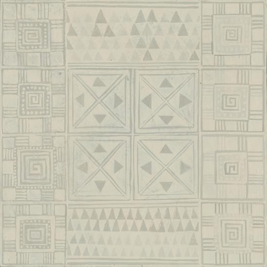Geometric Tone on Tone II-Kathrine Lovell-Art Print