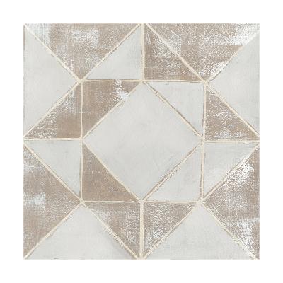 Geometric Veil I-Grace Popp-Art Print