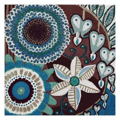 Geometric-Donna Sinisgalli-Art Print
