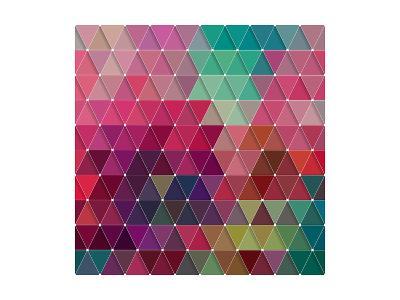Geometric-Maksim Krasnov-Art Print