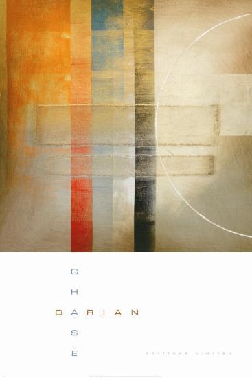 Geometrics I-Darian Chase-Art Print