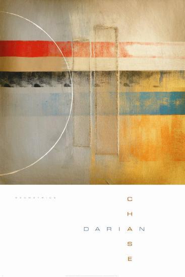 Geometrics II-Darian Chase-Art Print