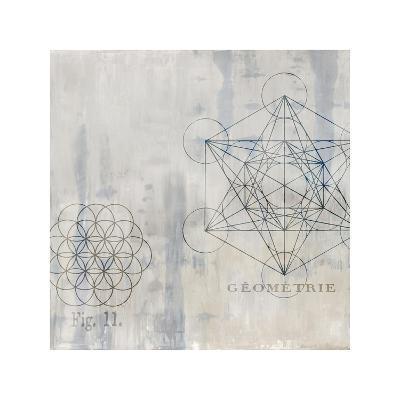 Géométrie I-Oliver Jeffries-Giclee Print