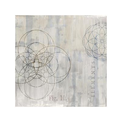 Géométrie II-Oliver Jeffries-Giclee Print