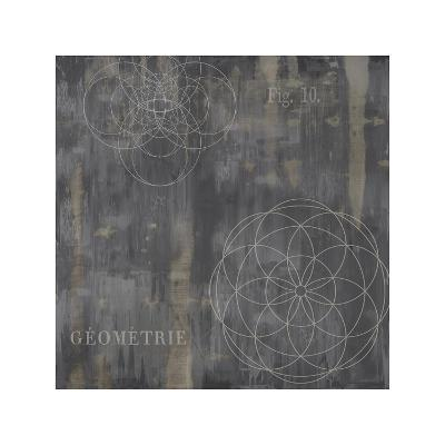 Géométrie IV-Oliver Jeffries-Giclee Print