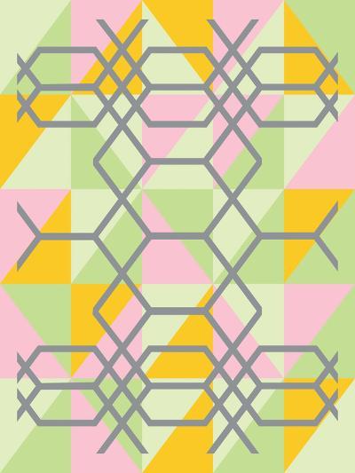 Geometrix-Ashlee Rae-Art Print