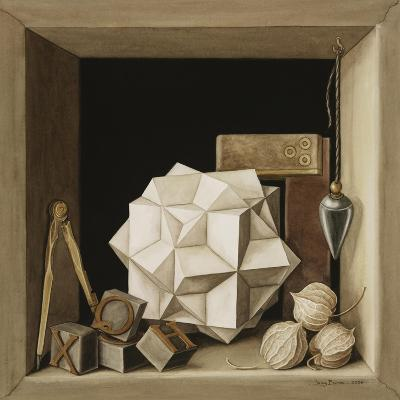 Geometry, 2004-Jenny Barron-Giclee Print
