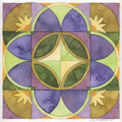 Geometry and Color 2-Julie Goonan-Giclee Print