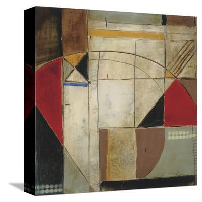 Geometry-Seth Romero-Stretched Canvas Print