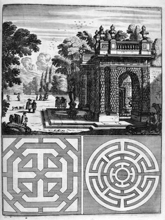 House and Garden Design, 1664