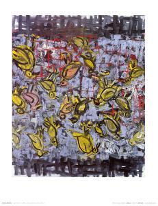 Ciao America II, c.1988 by Georg Baselitz