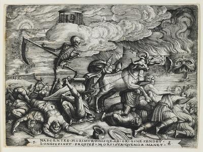 Triumph of Death, 1539
