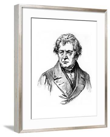 Georg Simon Ohm, 19th Century German Physicist, 1906--Framed Giclee Print