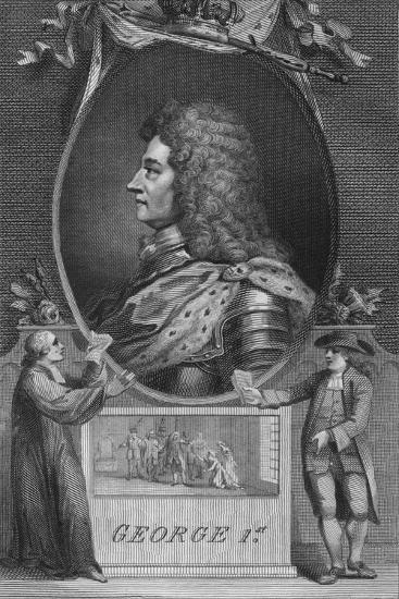 'George 1st', 1790-Unknown-Giclee Print