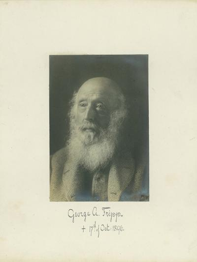 George A. Fripp, 1864--Photographic Print
