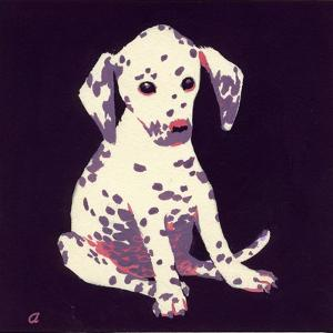 Dalmation Puppy, 1950s by George Adamson