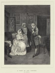 A Visit to the Dentist by George Adolphus Storey
