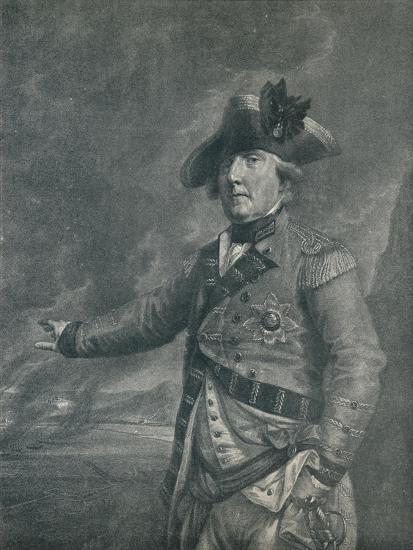 'George Augustus Elliot (Lord Heathfield), Governor of Gibraltar', 1788 (1909)-Francesco Bartolozzi-Giclee Print