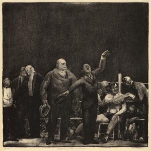 John Sullivan by George Bellows