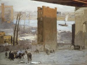 Lone Tenament by George Bellows