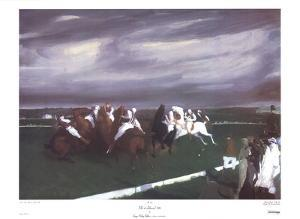 Polo at Lakewood by George Bellows