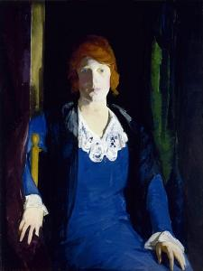 Portrait of Florence Pierce, 1914 by George Bellows