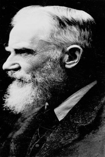 George Bernard Shaw (1856-195) Irish Dramatist, Critic and Fabian, C1930--Giclee Print