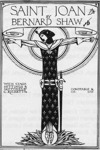 George Bernard Shaw, Saint Joan, 1924