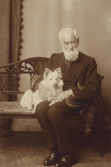 George Bernard Shaw--Photographic Print