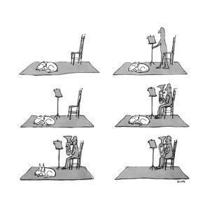 New Yorker Cartoon by George Booth