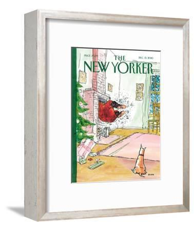 The New Yorker Cover - December 13, 2010