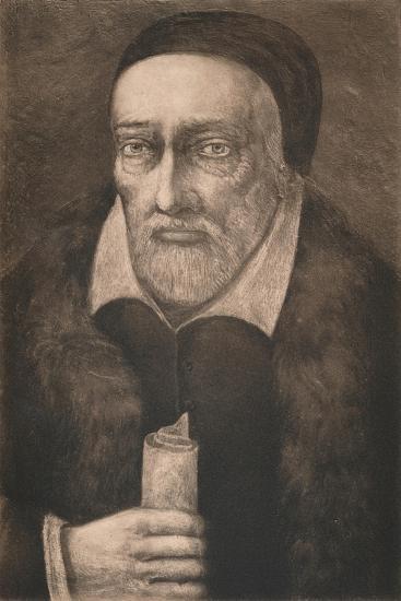'George Buchanan', c16th century, (1904)-Unknown-Giclee Print