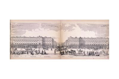Panorama of London, 1849