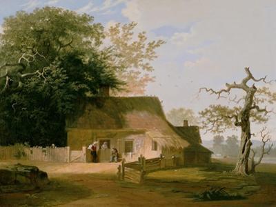 Cottage Scenery, 1845