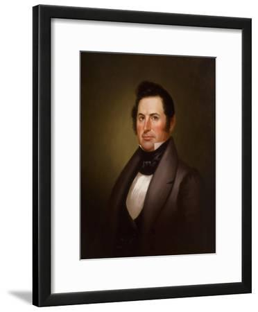 General Richard Gentry, 1837