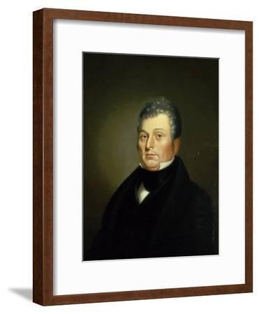 Judge Henry Lewis, 1838-39
