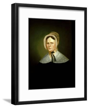 Mrs. Henry Lewis (Elizabeth Morton Woodson) 1838-39