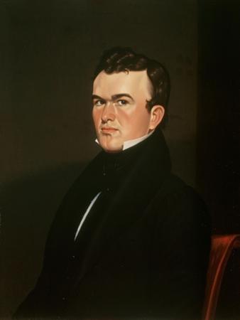 Self Portrait, 1834-35