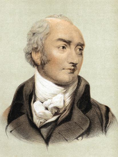 George Canning (1770-182), English Statesman and Primeminister from 1827--Giclee Print