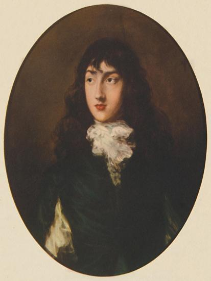 George Canning as a boy, c1788, (1941)-Unknown-Giclee Print