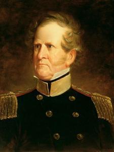 General Winfield Scott (1786-1866), C.1835 by George Catlin