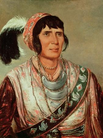 Portrait of Osceola (1804-38)