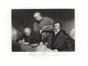 Robert Morrison by George Chinnery